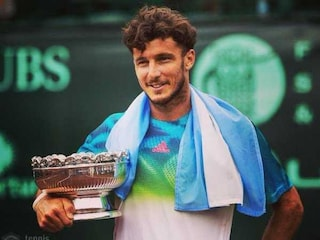 Juan Monaco Downs Jack Sock For First Title Since 2013