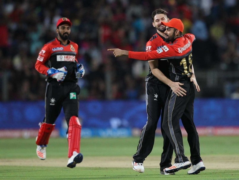 IPL: Virat Kohli, AB De Villiers Set Up 13-Run Win For RCB Against MS Dhonis RPS