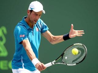 Novak Djokovic Enters US Open Third Round on Walkover