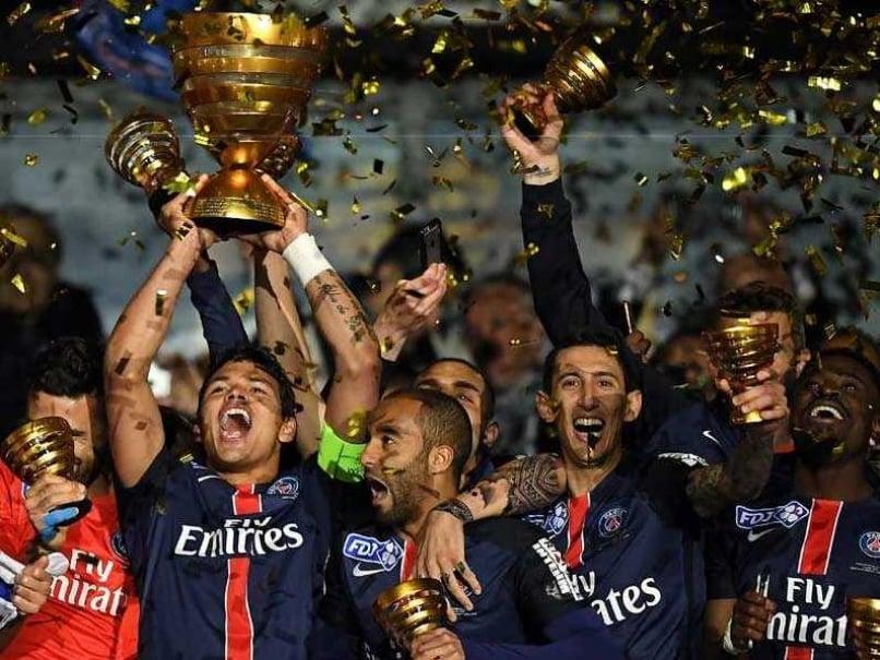 Angel di Maria Helps Paris Saint-Germain Secure Third Consecutive French League Cup