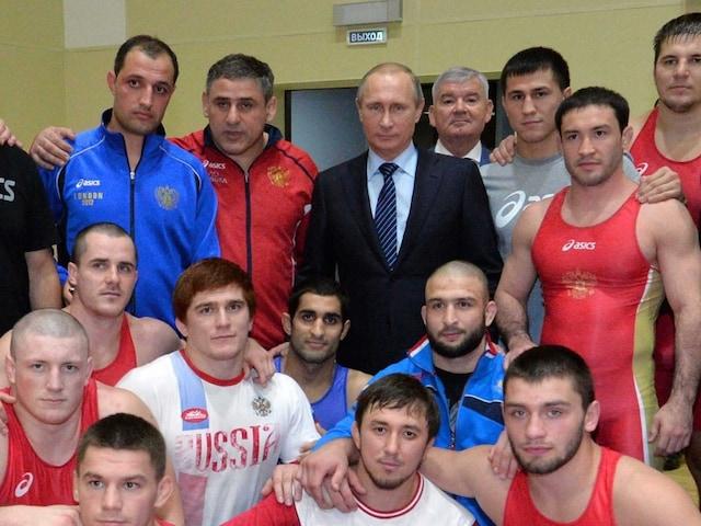 Vladimir Putin Says Banned Drug Meldonium Not Doping