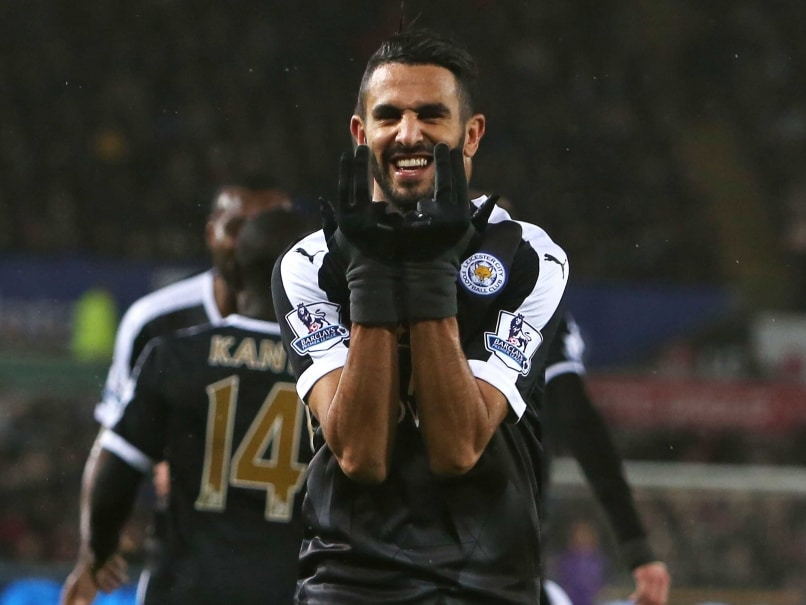 Riyad Mahrez Becomes First African to Win English Football Player of the Year Award