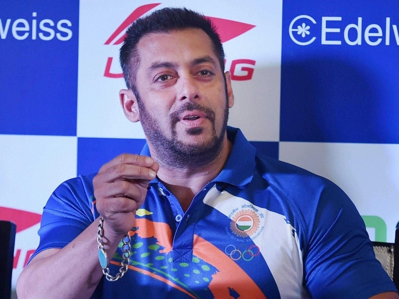 Salman Khan Feels Olympics Does Not Get Viewership it Deserves in India