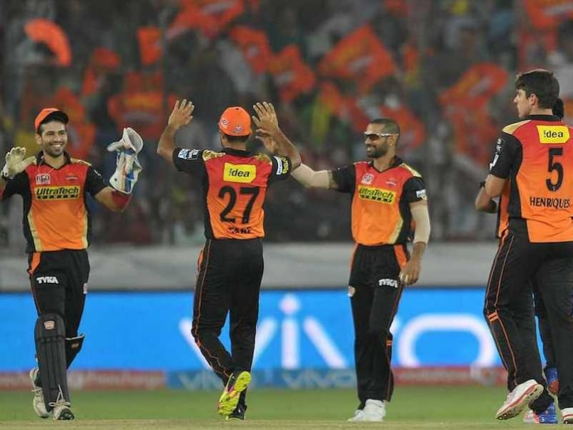Live Streaming IPL 2016: Sunrisers Hyderabad (SRH) vs Royal Challengers  Bangalore (RCB