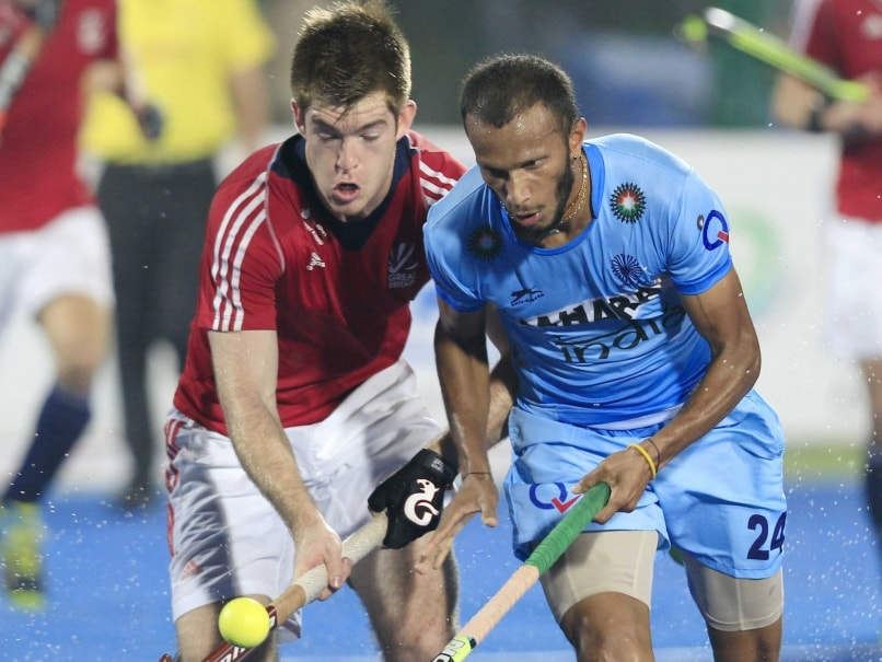 India Have a Good Chance to Secure Hockey Medal in Rio Olympics, Says SV Sunil