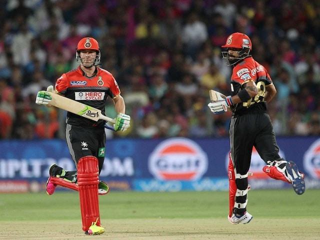 IPL: Virat Kohli Unhappy With His Batting Despite Win for Royal Challengers Bangalore