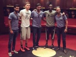 Ravichandran Ashwin Relives School Days With NBA Giants Miami Heat