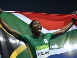 Rio 2016: South Africa's Caster Semenya Wins 800m Gold