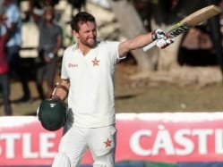 2nd Test: Craig Ervine Hits Century vs New Zealand as Zimbabwe Fight Back
