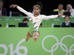 Rio Olympics: Dipa Karmakar Under 'No Pressure' Ahead of Tough Vault Finals