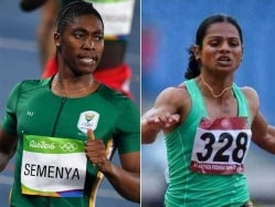 Rio 2016: Can Caster Semenya And Dutee Chand Keep Running?