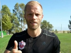 FC Pune City Marquee Player Eidur Gudjohnsen Ruled Out of ISL 2016