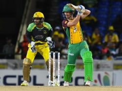 Caribbean Premier League: Guyana Amazon Warriors First to Enter Final