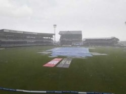 Rain Ruins Opening Day of India-West Indies Fourth Test in Trinidad