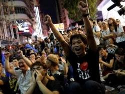 Hong Kong-China Tensions Erupt at Screening of Rio Olympics Badminton Clash