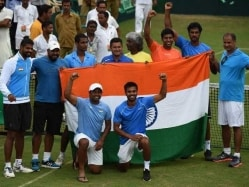 Davis Cup: India Set to Field Unchanged Team For World Group Play-Off vs Spain
