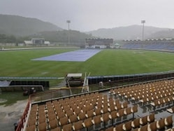 India vs West Indies 3rd Test, St Lucia, Highlights: Rain Washes Out Third Day's Play