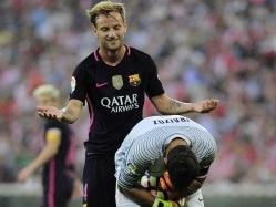 Ivan Rakitic Winner Edges Barcelona Past Athletic Bilbao