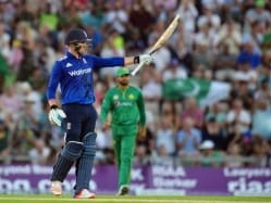 Jason Roy Overcomes Dizzy Spells, Guides England to Win Versus Pakistan in First ODI