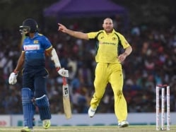John Hastings Helps Australia Clinch ODI Series vs Sri Lanka