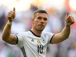 Germany's Lukas Podolski Announces International Football Retirement