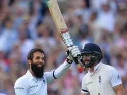 4th Test: Moeen Ali's Century Helps England Punish Pakistan On Day 1