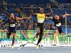 Rio 2016: Jamaican Omar McLeod Strikes Gold in Men's 100m Hurdles