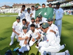 Pakistan Celebrate 'Incredible Journey' to Top of Test Rankings