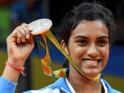 Rio 2016: PV Sindhu Clinches Silver, Grappler Sandeep Tomar Makes Early Exit