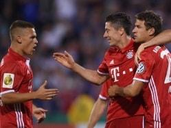 Robert Lewandowski Scores Hat-Trick as Bayern Munich Rout Werder Bremen in Opener