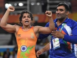 Sakshi Malik Wins Bronze in Rio, Is First Indian Female Wrestling Olympic Medallist