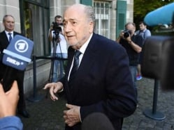 Sepp Blatter Fights to Overturn FIFA Ban In Marathon 14-Hour Appeal Hearing