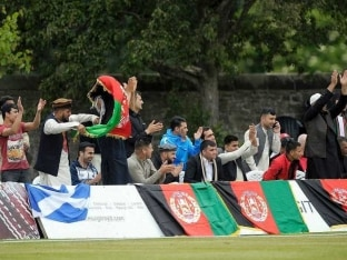 Gunfire Celebrating Cricket Match Rattles Afghan Capital