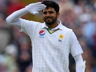 Azhar Ali in Dreamland as 'Petulant' James Anderson Apologises