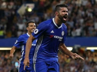 Diego Costa Steers Chelsea to Winning Start vs West Ham