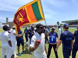 Dilruwan Perera Bags Six as Sri Lanka Clinch Historic Series
