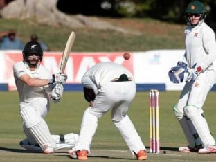 2nd Test: Zimbabwe Face Uphill Task Against Kane Williamson's New Zealand