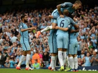 Premier League: Raheem Sterling Scores Brace as Manchester City Beat West Ham 3-1