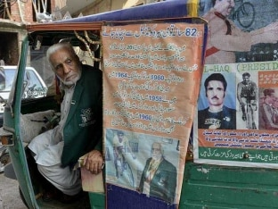 From Cycling Hero to Rickshaw Driver, the Tragic Story of Pakistan's Mohammad Ashiq