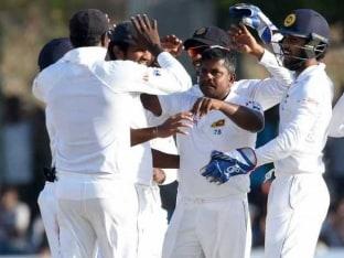 Highlights Sri Lanka vs Australia, 2nd Test, Day 3: Perera's Six Helps SL Win Series 2-0