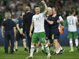 No Regrets For Legend Robbie Keane as he Prepares Final Bow