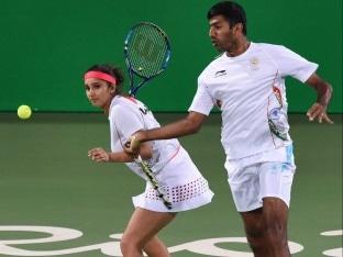 Rio Olympics 2016 Tennis Highlights: Sania Mirza-Rohan Bopanna Lose Mixed Doubles Semis, To Play For Bronze Next