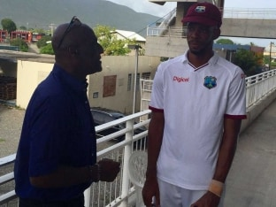 Hope Roston Chase Continues in Same Vein: Jason Holder