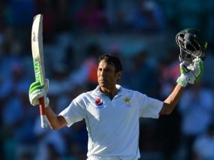 Younis Khan Back Among Top 5 Test Batsmen in ICC Rankings After Oval Feat