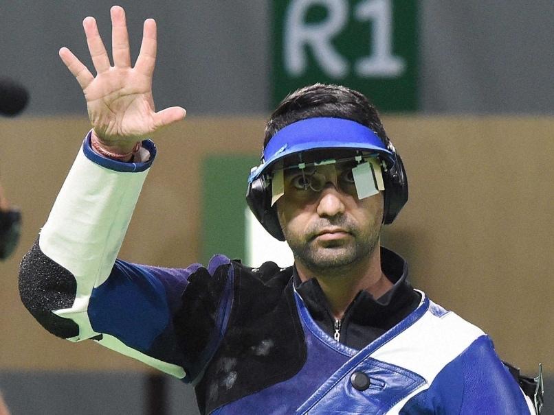 Abhinav Bindra Bids Goodbye to Shooting, Says