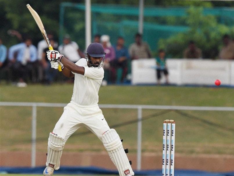 Duleep Trophy: Abhinav Mukund, Sudeep Chatterjee Strengthen India Red