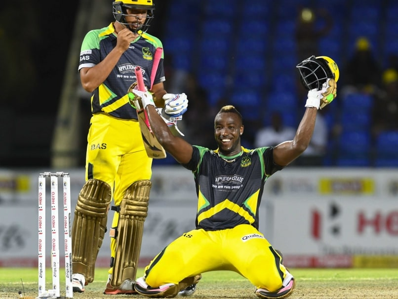 Caribbean Premier League: Andre Russell's Record Ton Takes ...