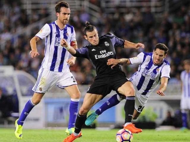 La Liga: Gareth Bale Fires Real Madrid to Opening Win