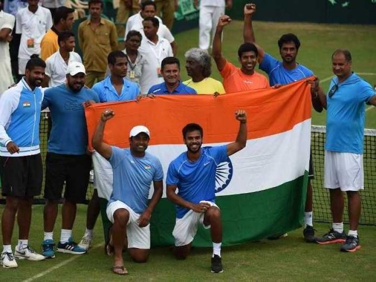 India Davis Cup 0208
