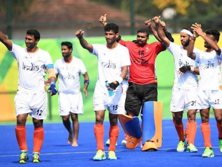 Indian Hockey Team 0908
